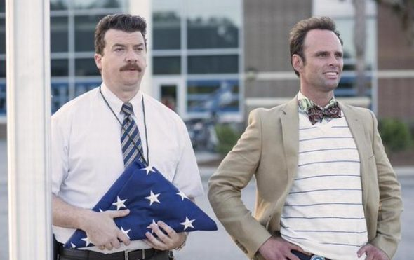 Vice Principals TV show on HBO