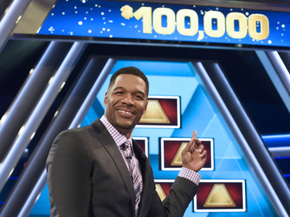 $100,000 Pyramid TV show on ABC (canceled or renewed?)