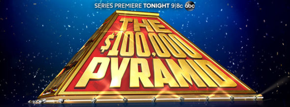 $100,000 Pyramid TV show on ABC: ratings (cancel or renew for season 2?)