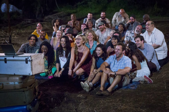 Wrecked TV show on TBS: season 1 (canceled or renewed?).