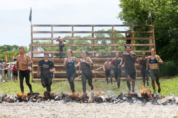 Friday Night Lights TV show cast reunited at Spartan Race.