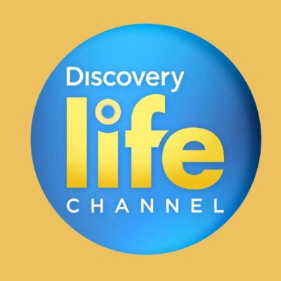Discovery Life TV shows; logo