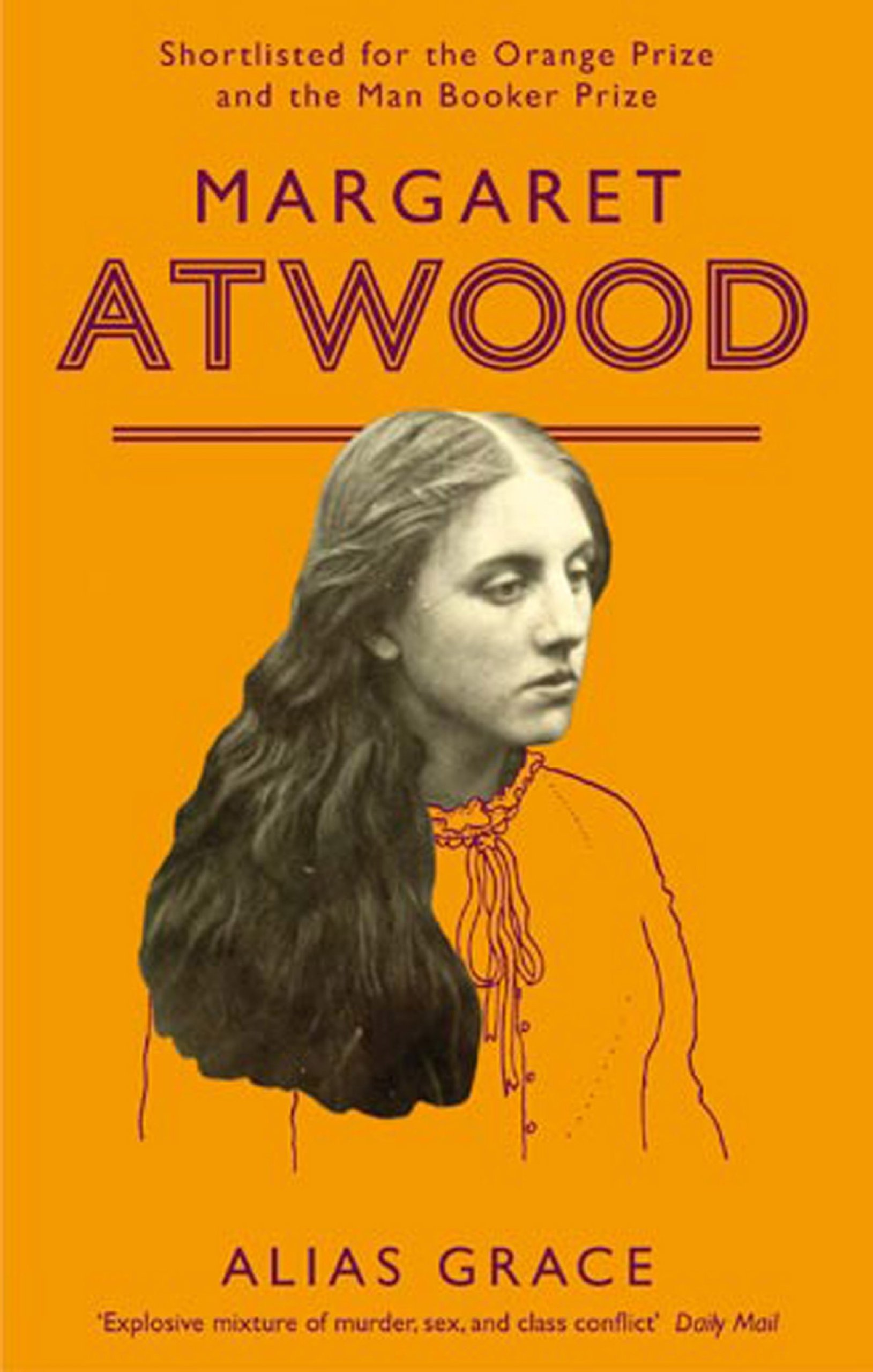 "alias grace the life of a In 1843 two servants in canada were convicted of murdering their employer and his housekeeper while the man was hanged for his crimes, the woman was sentenced to life imprisonment this served as the basis for margaret atwood's 1996 novel ""alias grace."