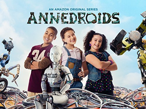 Annedroids TV show on Amazon: season 3 (canceled or renewed?).