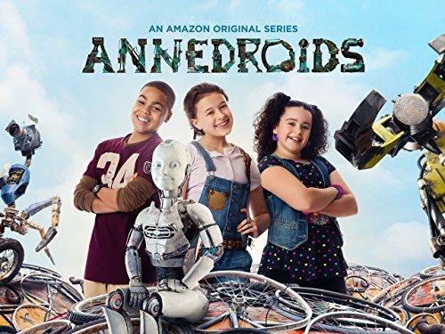 Annedroids TV show on Amazon: season 3 (canceled or renewed?).