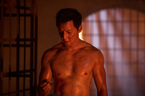 Into the Badlands TV show on AMC: season 2 (canceled or renewed?)..