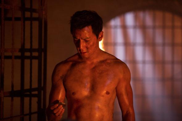 Into the Badlands TV show on AMC: season 2 (canceled or renewed?)..