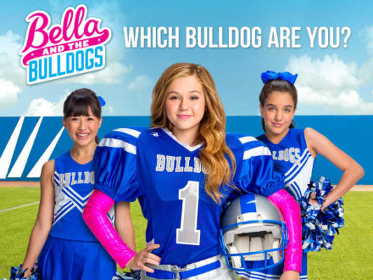 Bella and the Bulldogs TV show on Nickelodeon: canceled, no season 3.