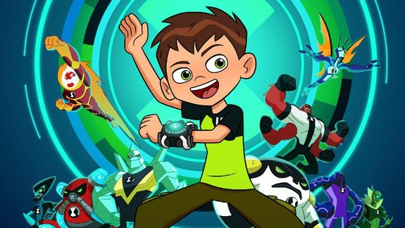 Ben 10 TV show on Cartoon Network