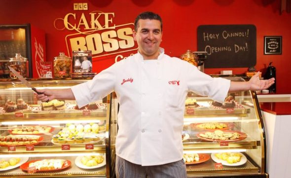Cake Boss Tv Show Cancelled