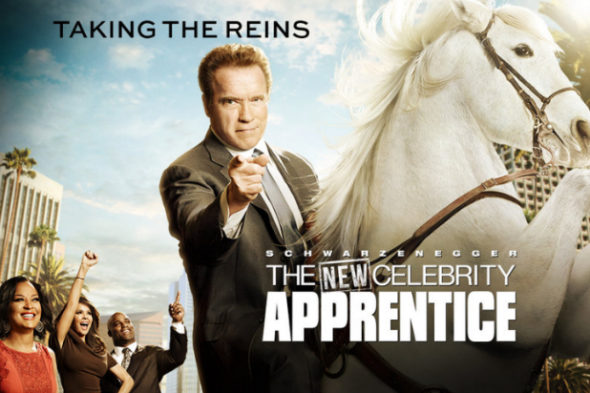The New Celebrity Apprentice; NBC TV shows