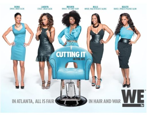 Cutting It in the ATL TV show on WEtv: season 2 premiere (canceled or renewed?).