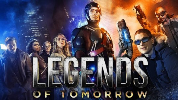 DC's Legends of Tomorrow TV show on The CW Vixen coming to season 2 (canceled or renewed?).