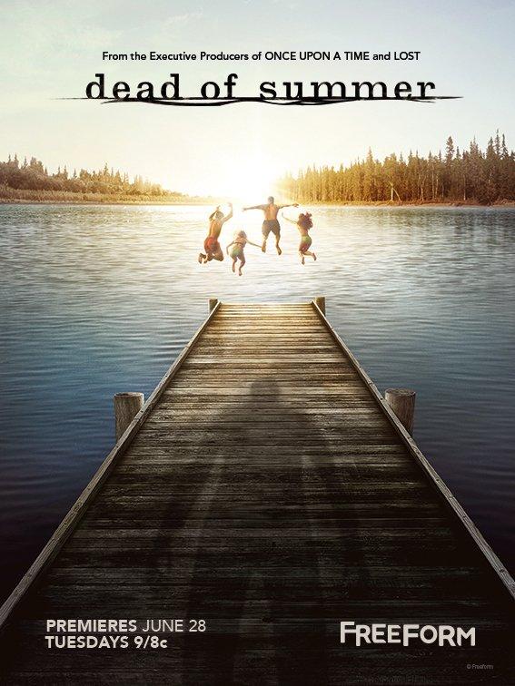 Dead of Summer TV show on Freeform: season 1 (canceled or renewed?).