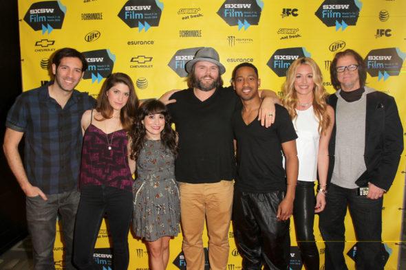 Deadbeat TV series on Hulu: canceled, no season 4.
