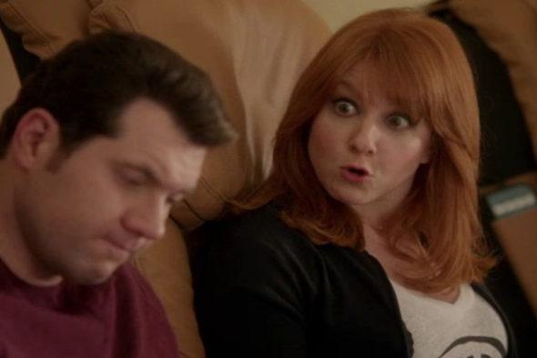Difficult People TV show on Hulu: season 2 (canceled or renewed?).