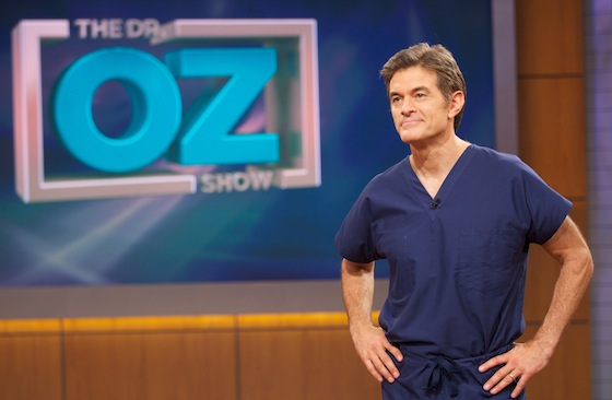 Dr. Oz; FOX TV shows
