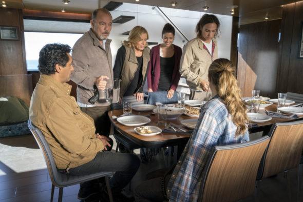 Fear the Walking Dead TV show on AMC: season 2 (canceled or renewed?).