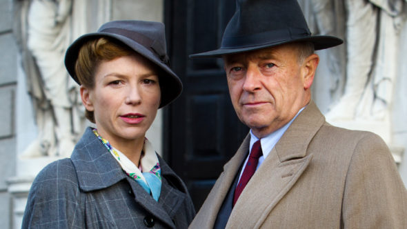 Foyle's War TV show on PBS and ITV: canceled, no season 9.