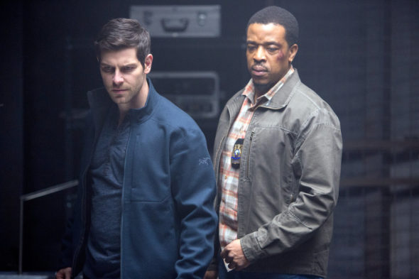 Grimm TV show on NBC: season 6 premieres October 28, 2016 (canceled or renewed?).