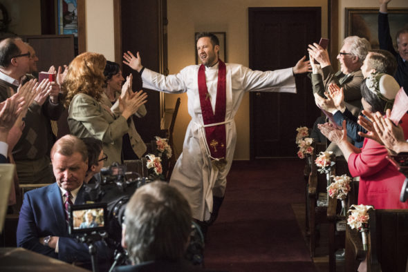 Impastor delayed season two premieres september 28 for Tv land tv shows