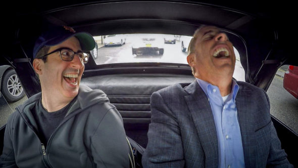 Comedians in Cars Getting Coffee; Crackle TV shows
