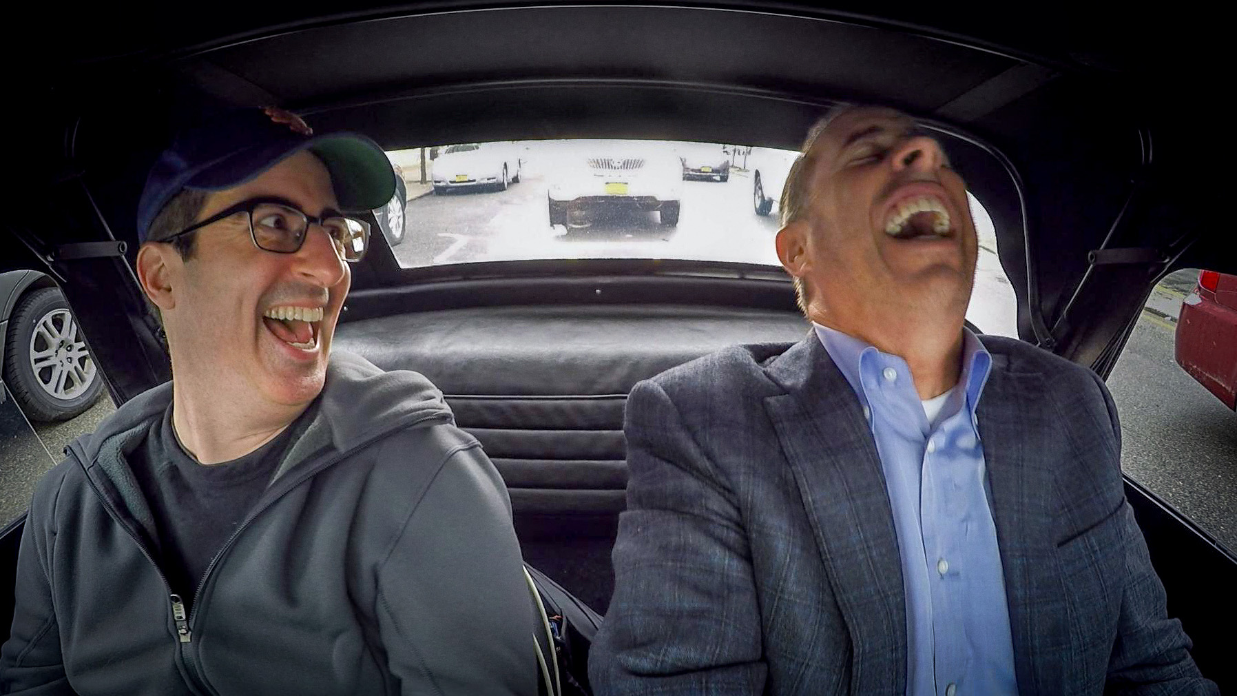 comedians in cars getting coffee season eight preview. Black Bedroom Furniture Sets. Home Design Ideas