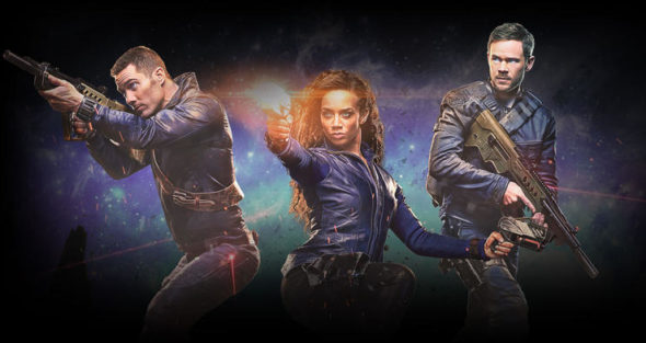 Killjoys TV show on Syfy and Space season 2 premiere (canceled or renewed?).