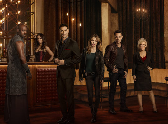 Lucifer TV show on FOX: season 2 (canceled or renewed?).