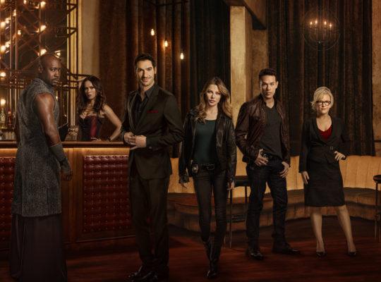 Lucifer TV show on FOX: season 2 (canceled or renewed?).