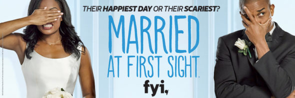 Married at First Sight TV show on FYI: season 4 premiere (canceled or renewed?).