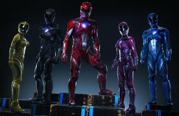 Mighty Morphin Power Rangers TV show sequel movie Power Rangers.
