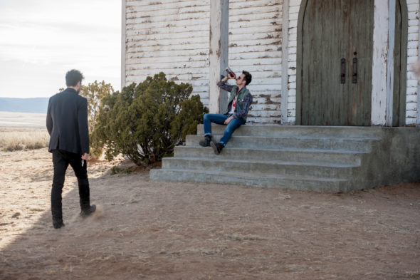 Preacher TV show on AMC: season 1 (canceled or renewed?).