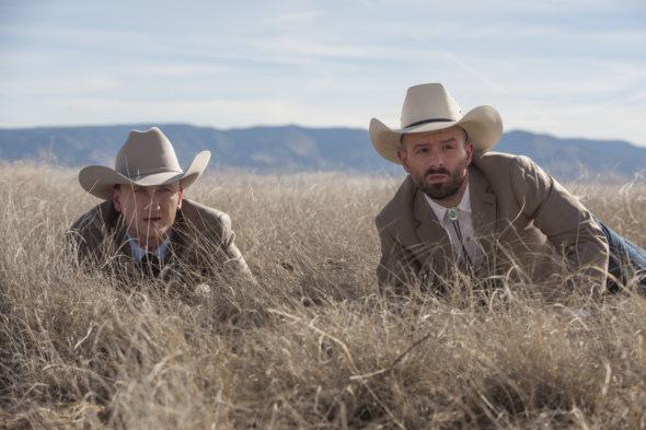 Preacher TV show on AMC: season 1 (canceled or renewed?).