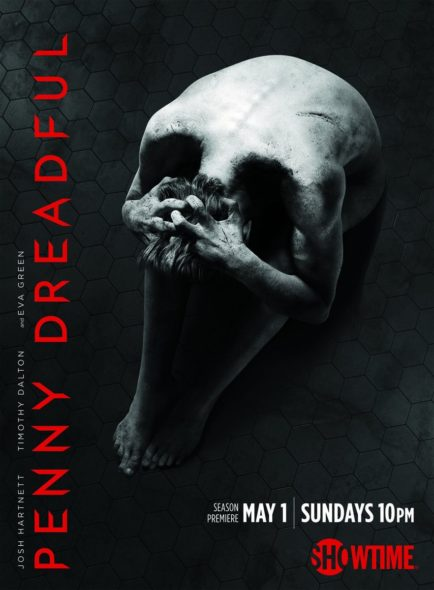 Penny Dreadful TV show on Showtime: season 3 end of series. No season 4 (canceled or renewed)?