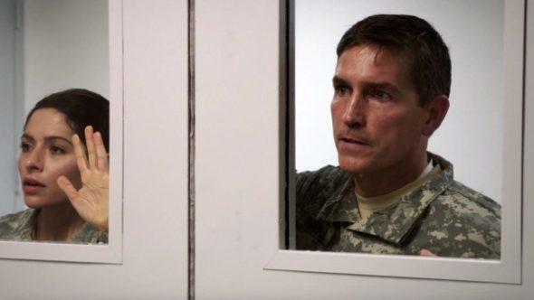 Person of Interest TV show on CBS: canceled season five, no season 6.