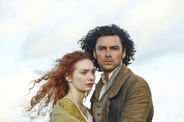 Poldark TV show on BBC One and PBS: season 3 renewal.