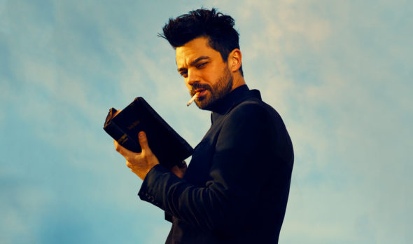 Preacher TV show on AMC