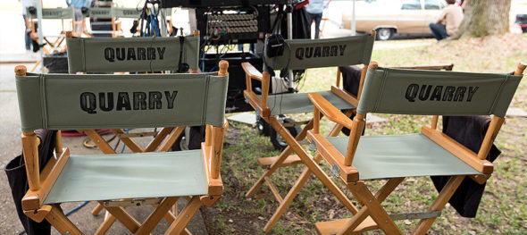 Quarry TV show on Cinemax: season 1 premiere (canceled or renewed?).