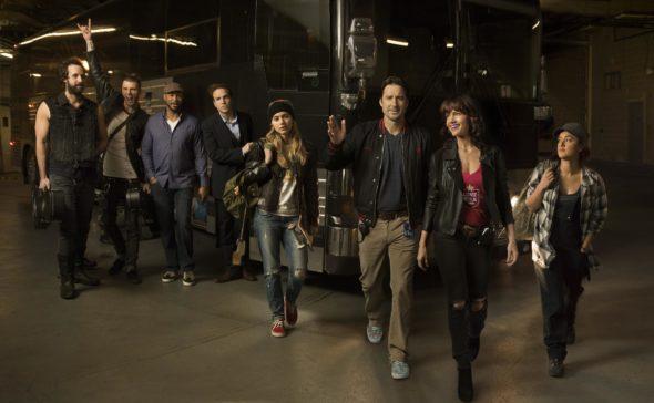 Roadies TV show on Showtime season 1 (canceled or renewed?).