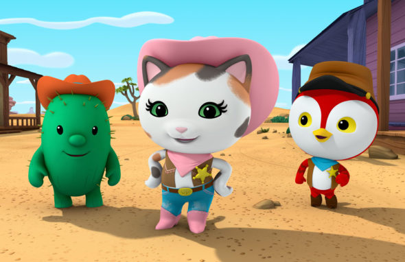 Sheriff Callie's Wild West; Disney Junior TV shows