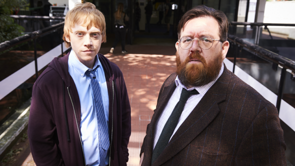 Sick Note TV show on Sky Atlantic: season 1 (canceled or renewed?).