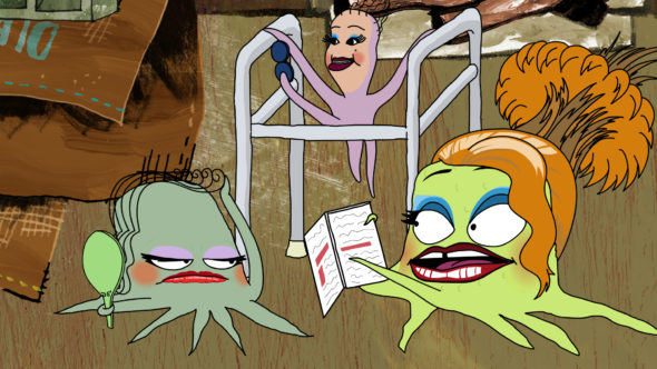 Squidbillies TV show on Adult Swim: season 10 (canceled or renewed?).