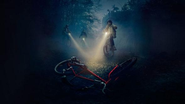 Stranger Things TV show on Netflix: season 1 (canceled or renewed?).