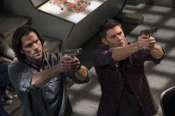 Supernatural TV show on The CW: season 14 (canceled or renewed?).