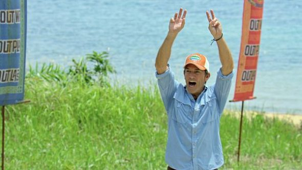 Survivor TV show on CBS: Jeff Probst (canceled or renewed?)/