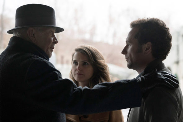 The Americans TV show on FX: season 4 finale; series ends with seasons 5 and 6 (canceled or renewed?).