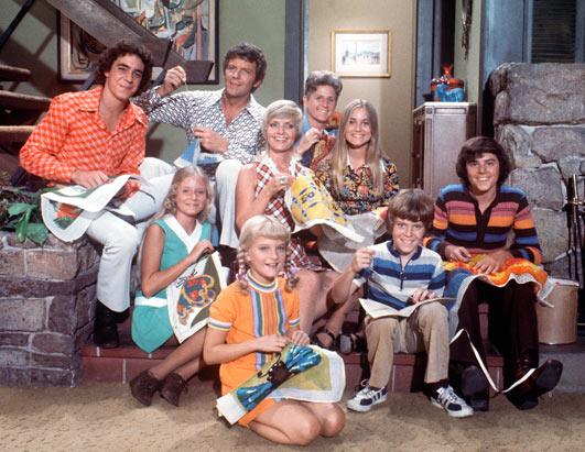 The Brady Bunch TV show on ABC cancelled in 1974 after 5 seasons; no season 6.