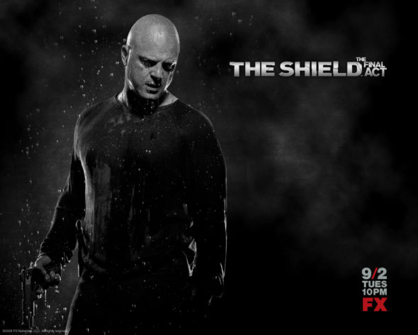The Shield TV show on FX: sequel series.
