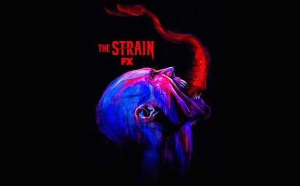 The Strain TV show on FX: season 3 (canceled or renewed?).